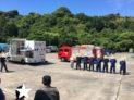 避難訓練(消防署員)1